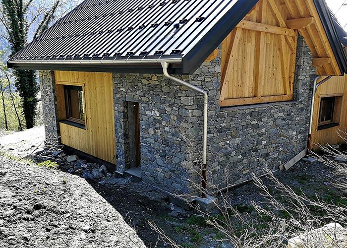 Pierre naturelle en Savoie