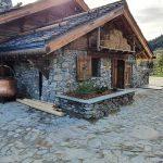 Tailleur de pierre en Savoie